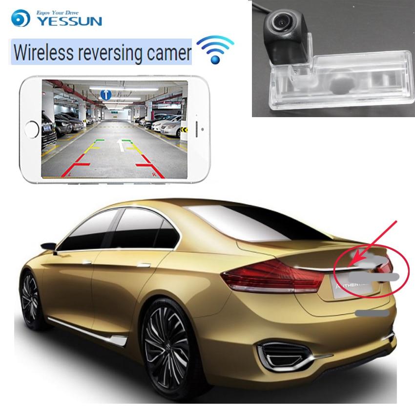 Neo Baleno: YESSUN Car Wireless Rear View Camera For Suzuki Neo Baleno