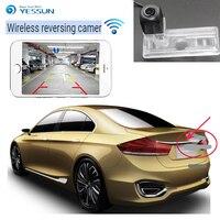 YESSUN car wireless Rear View Camera for Suzuki Neo Baleno Sedan For Maruti Suzuki SX4 Sedan 2007~2014 Car HD rear view Camera