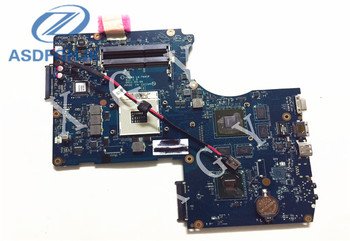 laptop motherboard PBL80 LA-7441P REV 2.0 For Asus X93S K93SM X93SM  motherboard HM65 DDR3 N12P-GS-A1 100% tested