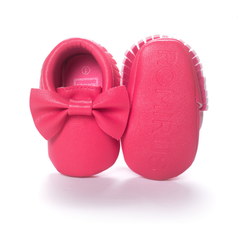 Handmade-Soft-Bottom-Fashion-Tassels-Baby-Moccasin-Newborn-Babies-Shoes-14-colors-PU-leather-Prewalkers-Boots-2
