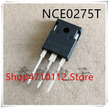 NEW 10PCS/LOT NCE0275T NCE0275 200V 75A TO-247 IC
