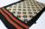 100% Satén de Seda Larga Bufanda Para Los Hombres 26X160 cm Nueva Desigual Clásico Patrón Impreso de Alta Calidad Hombres de Negocios de La Bufanda venta al por mayor