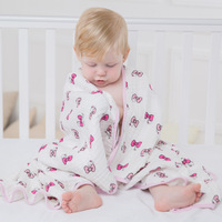 Free Shipping Aden Anais Baby Multifunctional Double Layers Blanket For Autumn Winter Size 47 47