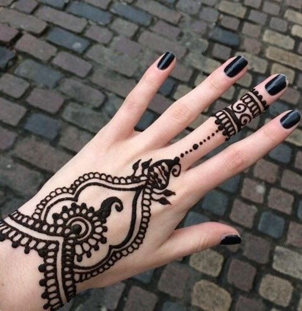 Henna Tattoo Paint Waterproof Temporary Tattoos Long Lasting Body ...