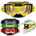 Motocross Goggles Eyewear Sports Ski Glasses for Helmet Anti-fog Lens Motorcycle Goggles For Full Face Helmet Moto Protective