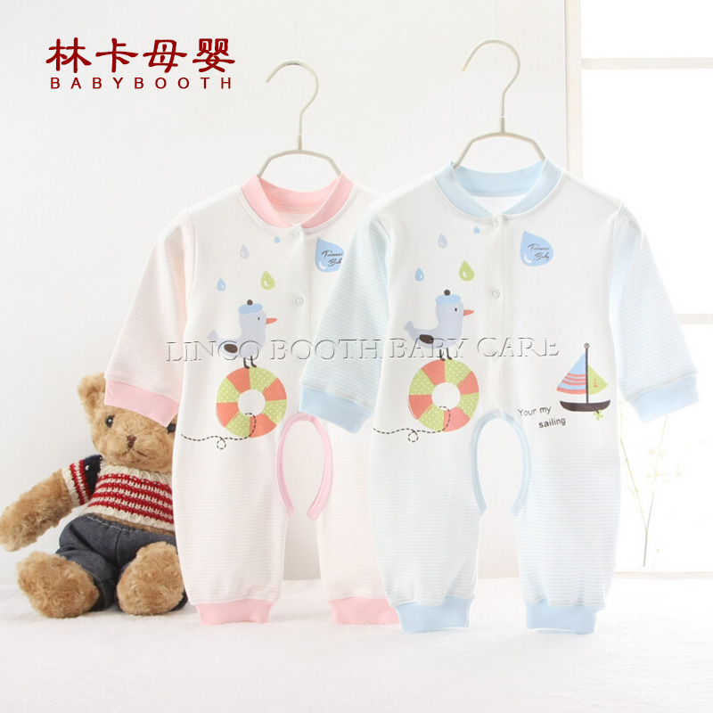 Newborn Spring Cotton Clothes Baby Rompers One Pieces Baby Romper Infant Animal Model Boys Girls Long Sleeve Jumpsuits cotton baby rompers set newborn clothes baby clothing boys girls cartoon jumpsuits long sleeve overalls coveralls autumn winter