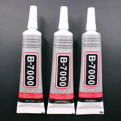 B7000 Клей 15 мл промышленные силы супер клей прозрачная жидкость B-7000 Клей DIY Телефон Дело ремесла жемчуг ювелирные изделия Стразы