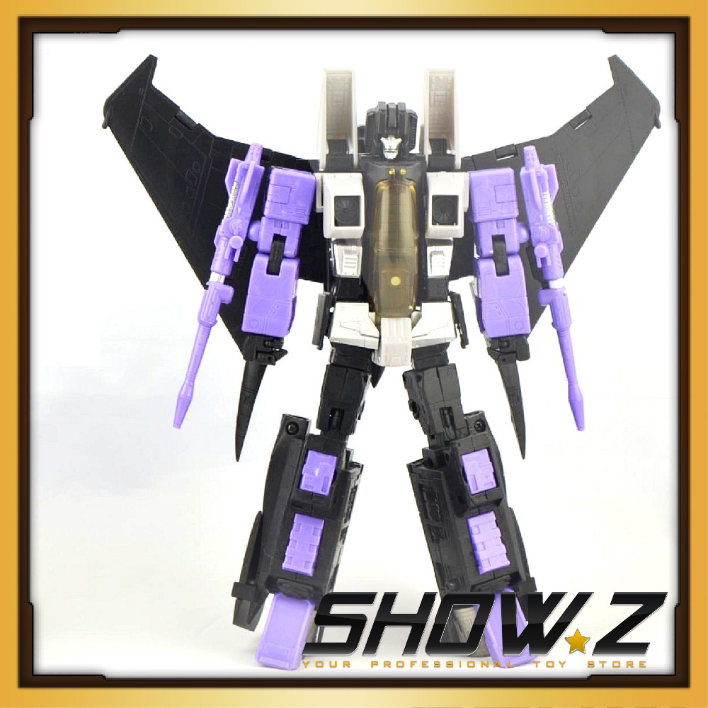 ФОТО [Show.Z Store]BBQ MP Skywarp MINT IN SEALED BOX Transformation Masterpiece mp11 MP-11SW Skywarp Upgrate Version With Metal Parts