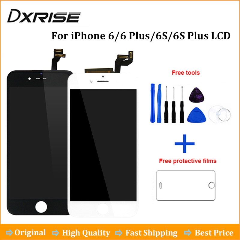 big sale b5188 a205e US $35.89 |LCD screen for iPhone 6 display with touch screen digitizer  assembly for iPhone 6s 6 plus 6s plus display LCD screen as original-in  Mobile ...
