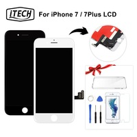AAA Grade For IPhone 7 8 Plus LCD Replacement With 3D Force Touch Screen Digitizer Assembly