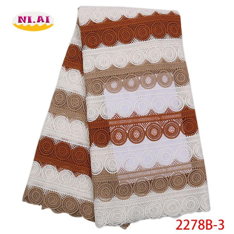 La más nueva tela de encaje de guipur, tela de encaje de Dubai en negro, apliques de encaje bordado para vestidos MR2278B-in encaje from Hogar y Mascotas    3