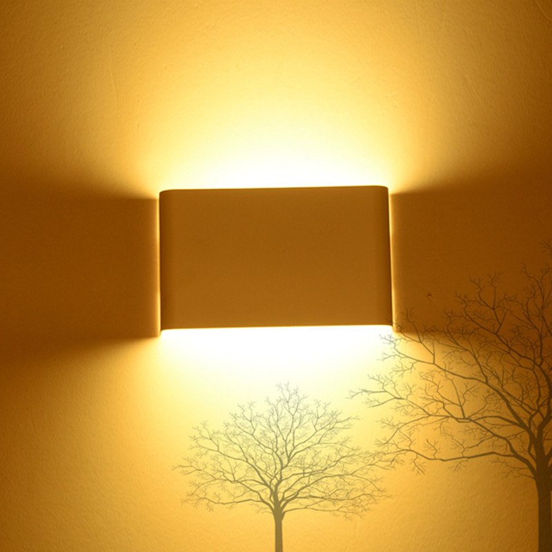 Lights & Lighting Modern Minimalist Led Wall Light 5w 14w 24w 36w 85~265v Bedside Lamp Wall Lamp Room Bathroom Mirror Light Direct Creative Aisle Be Shrewd In Money Matters Led Lamps