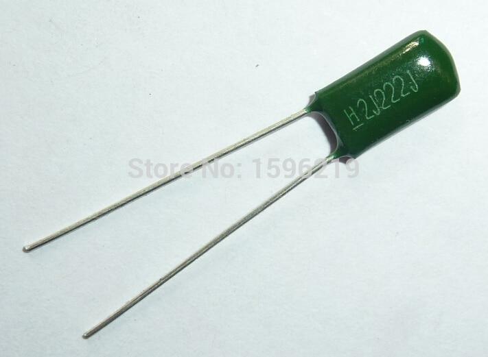 10pcs High Voltage Ceramic Disc Capacitors 222k 2.2nF 15KV 15000V
