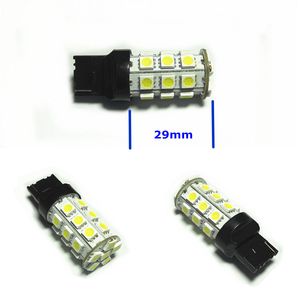 12 В LED (27 * 5050SMD) лямпа аўтамабіля лямпа - Аўтамабільныя фары - Фота 5