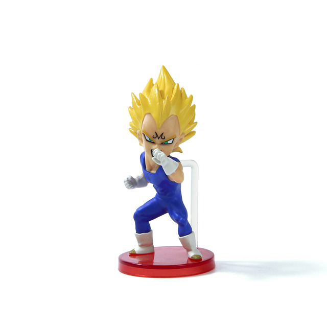 Limited Edition 6pcs Dragon Ball Z Action Figures