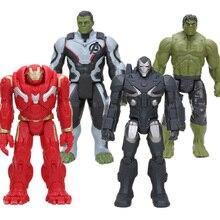 30 см Бесконечность Войны Титанов герой серии танос Халк Бастер ПВХ Фигурки Мстители 3 фигурка Коллекционная модель куклы игрушки