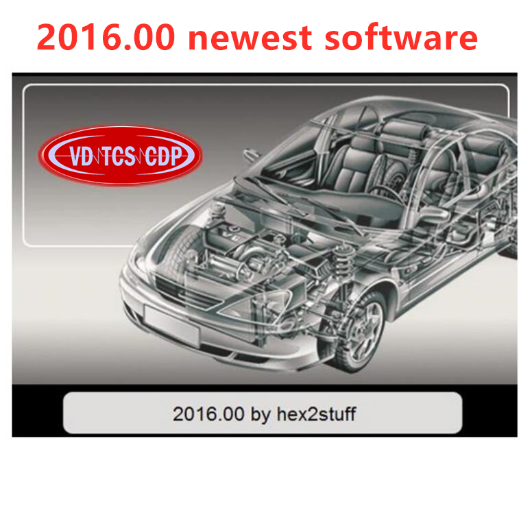 2018 Mais Novo 2016 versão software R0 ativo livre pelo correio para o vd delphis ds150e cdp pro plus multidiag e wow cdp MVD