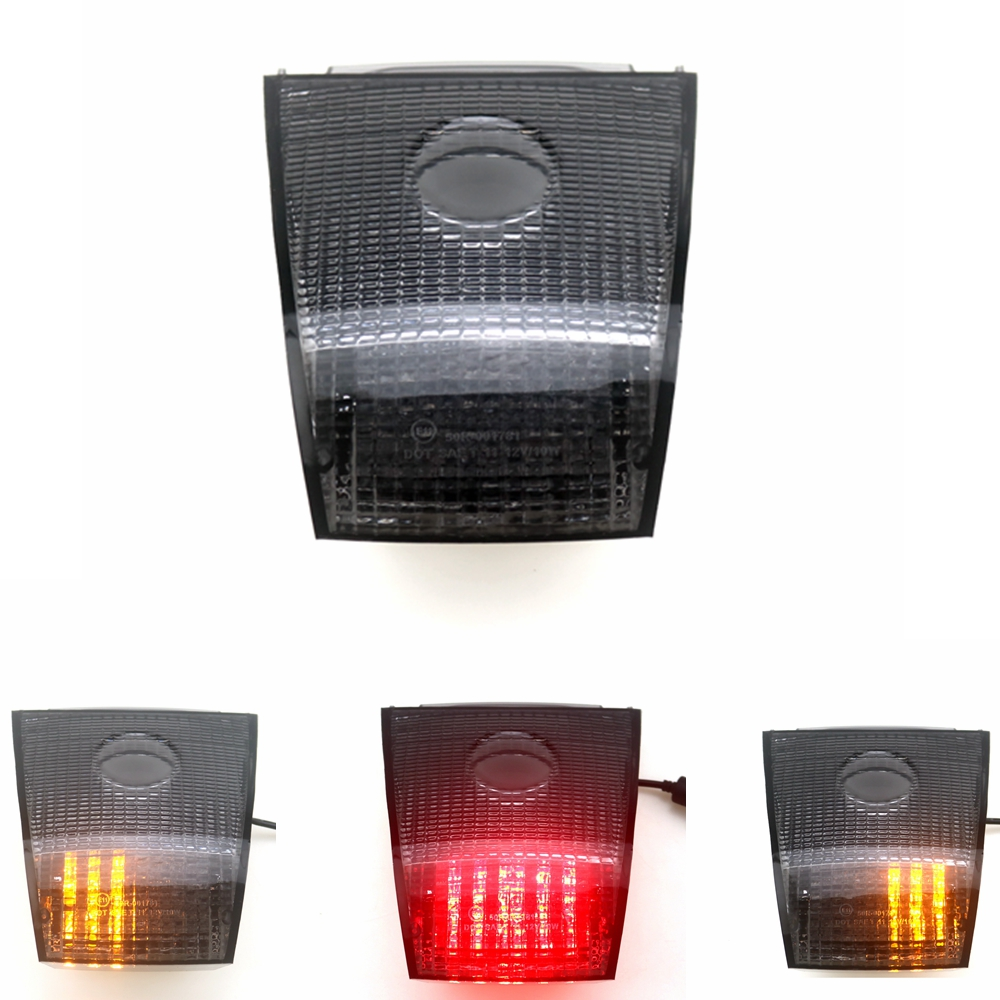 Motorcycle LED Turn Signal Tail Light Taillight For BMW K1200GT 1997-2005 K1200RS 1997-2005 R1150R 1997-2005 image