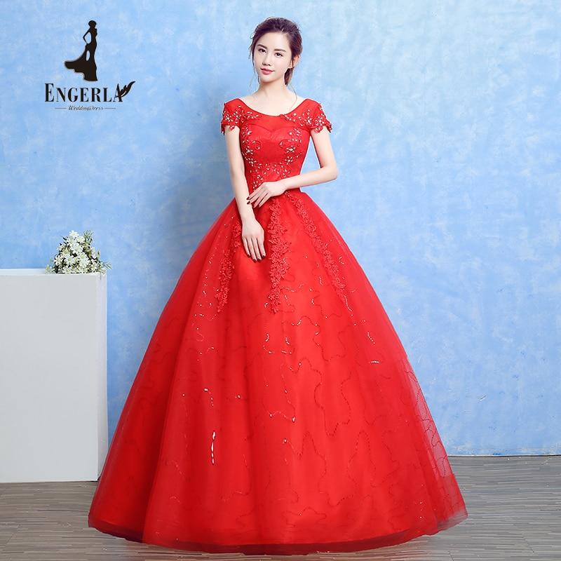 Online Get Cheap Red Wedding Dress -Aliexpress.com  Alibaba Group