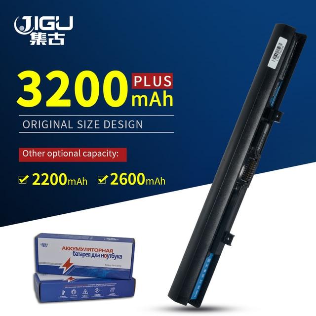 JIGU PA5185U L50 B C55 B5200 PA5186U 1BRS PA5185U 1BRS Bateria Do Portátil Para Toshiba Satellite C50 B 14D L55 B5267
