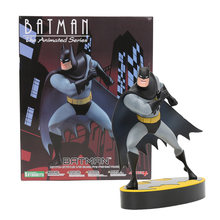ARTFX + ESTÁTUA Batman The Animated Series 1/10 Escala Pré-pintada Figura Modelo Kit 18 cm(China)