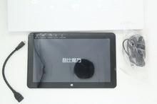 Cube win10 i7 libro 2 en 1 pc de la tableta de 10.6 pulgadas ips Skylake Core m3-6Y30 pantalla Dual Core 4 GB RAM 64 GB SSD Cámara Bluetooth 4.0