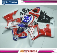 For Honda CBR 600 RR 2007 2008 Injection ABS Plastic motorcycle Fairing Kit Bodywork CBR 600RR 07 08 American Flag Design