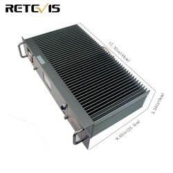 Retevis RT-9550 DMR повторителя 55 Вт UHF Цифровой/аналоговый режим TDMA 2 временных интервалов сетей IP A9116A