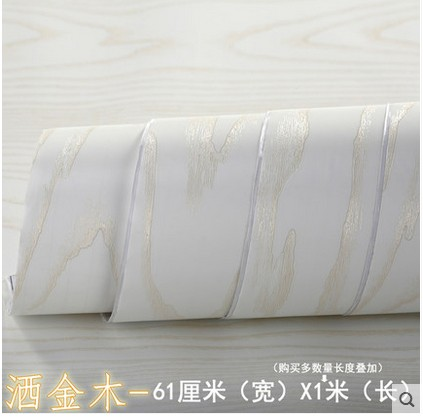 free shipping 3d wood carton and desk wallpaper chiffonnier pvc self adhesive paper waterproof boeing Rosewood film furniture