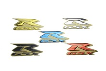 KODASKIN Motorcycle 3D Raise GSXR Stickers Emblem Decal for SUZUKI GSXR1000 GSXR750 GSXR600