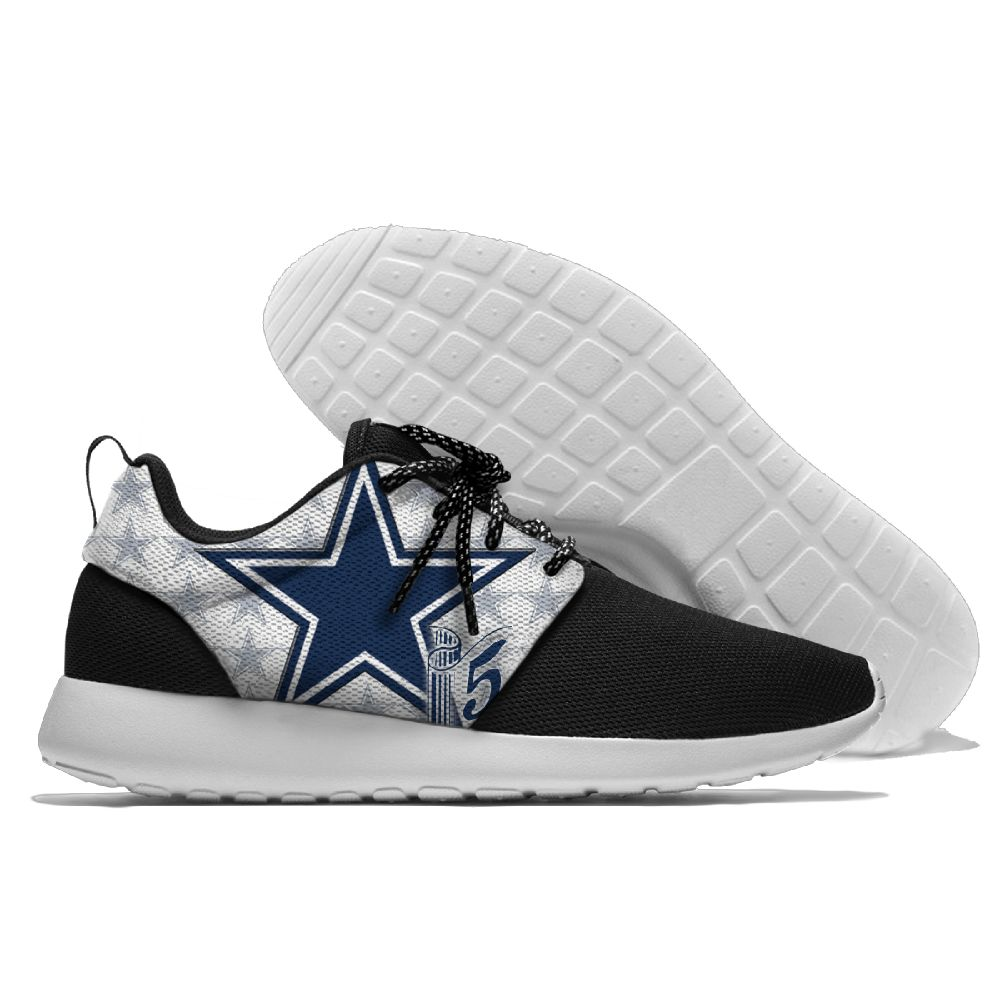 Mens and womens Sneaker Lightweight cowboys Walking Comfort Sports dallas Running Shoes