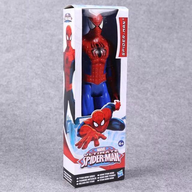 Avengers Action Figure Captain America,Iron Man,Wolverine,Spider-Man,Raytheon 12″30CM