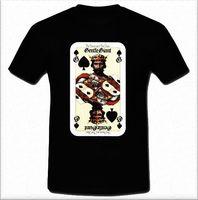 Khổng Lồ nhẹ nhàng Sức Mạnh Và Vinh Quang tiến bộ rock band t-shirt Sml XL 2XL