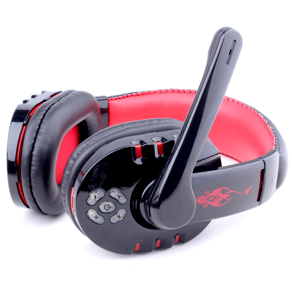 HIPERDEAL Fashion V8 Wireless Bluetooth Stereo Gaming Headset Earphone