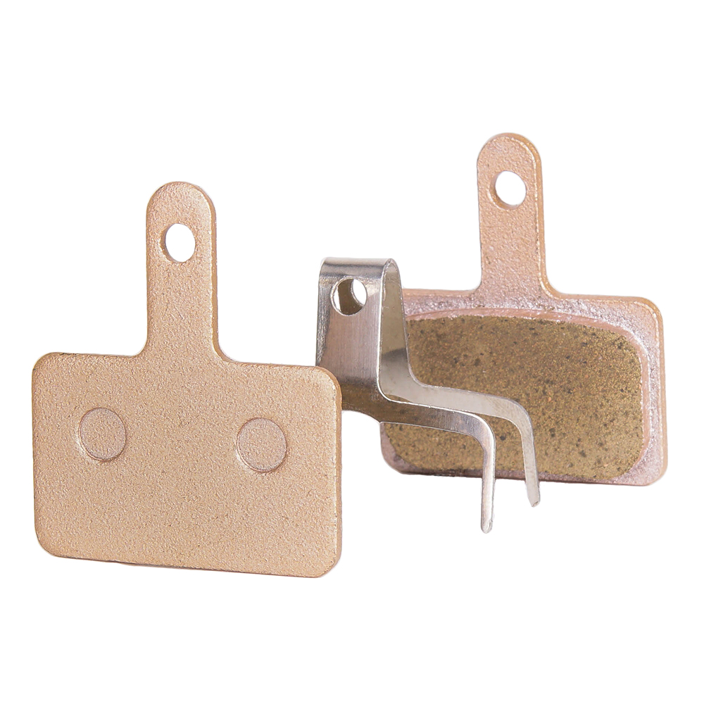 1 Pair MTB Mountain Bike Bicycle Parts Full Metallic Brake Pads For <font><b>SHIMANO</b></font> M416 447 446 455 <font><b>355</b></font> 395 315 TEKTRO HDM 290 300 image
