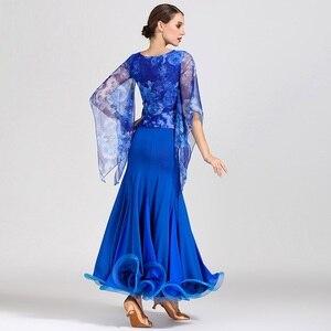 Image 4 - Платье для бальных танцев Foxtrot flamenco, платье для бальных танцев