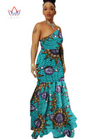 women african dresses womens sexy dresses party night club dress african clothing dashikis long dresses little big BRW WY666