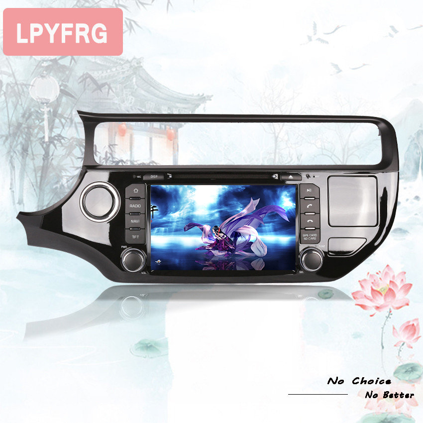 factory sell best 8core android 9.0 px5 rk3188 auto stereo car music video radio fm mp5 media gps monitor hd screen for rio 2015