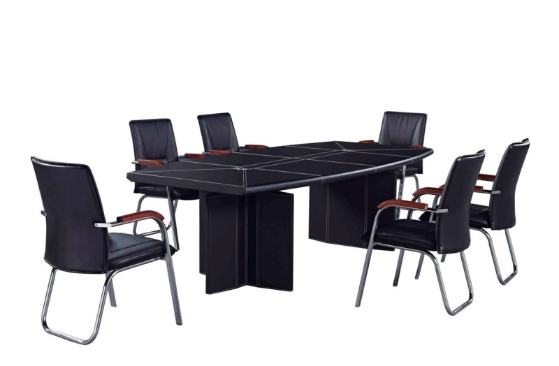 24 m high level leather office furniture conference table deskchina mainland cheap office tables