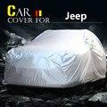 VEHÍCULO TODOTERRENO Cubierta Del Coche Cubierta de Protección Impermeable Sol Anti-Ultravioleta Lluvia Nieve Polvo de Cero Para Jeep Compass Libertad Cherokee Grand Cherokee