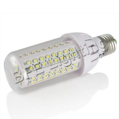 4*360Degree 3528 SMD  Corn Lamps E27 108 LED Warm White Light Bulbs Energy Saving