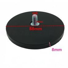 Powerful Neodymium Magnet sucker bracket Magnetic Mounting base Lamp holder for Offroad Led light bar Car truck head Spot lights