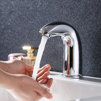 Free Shipping New Automatic Sensor Tap ,Infrared Sensor Faucets cold with sensor bathroom sink faucet F 2023