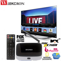2017 Nowy Quad Core Android TV Box Rockchip CS918B Q7 MK888 3188 Cortex A9 Inteligentne TV Box HD 1080 P Arabski IPTV Box