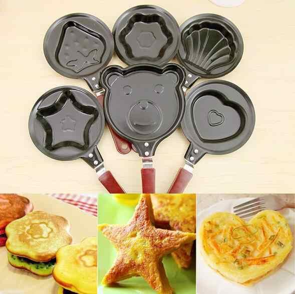 Friture oeuf crêpes divers cuisine Mini petite poêle chaudron articles ménagers divers cuisine Shaper frit outil petit déjeuner outil GYH