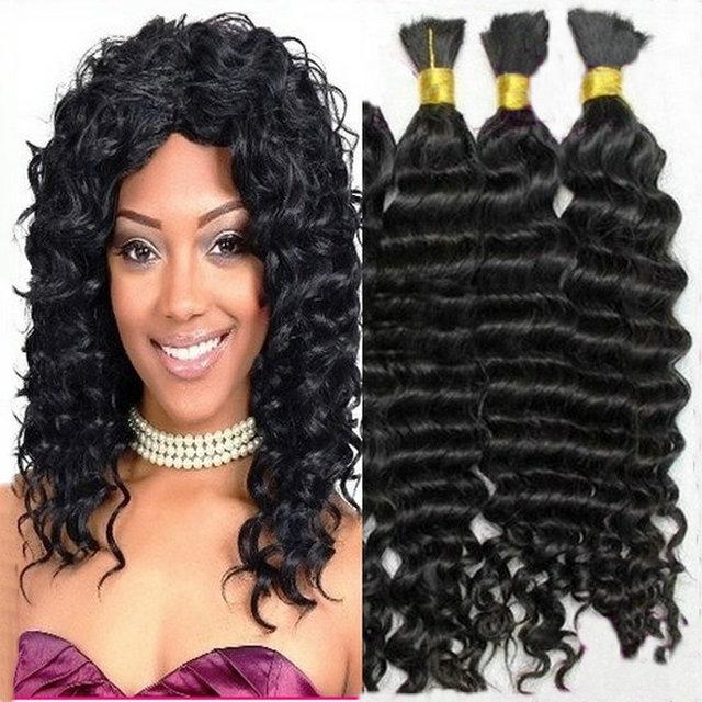Brazilian virgin human hair bulkunprocessed Brazilian ...