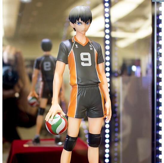 ФОТО Haikyuu Action Figures Master Stars Piece The Tobio Kageyama MSP Japanese Anime Volleyball DXF Figures Haikyuu