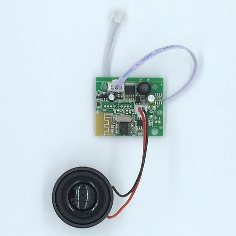 Electric Scooter Bluetooth Module + Speaker For 2 Wheel Self Balancing Electric Scooter Unicycle Hoverboard Bluetooth Board Toys