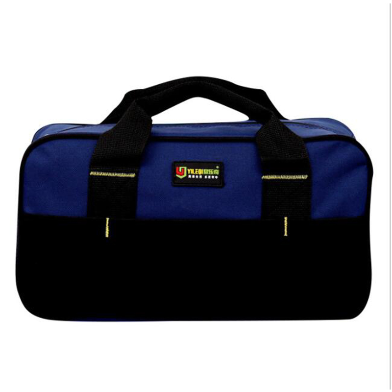 Tool Bag Large-Capacity Car Oxford Cloth Kit Large Portable Capacity Steel Wire Reinforcement Durable Kit Tool Bag