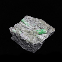 356g NATURAL Emerald quartz crystal stone ore Mineral samples collection Z5 72